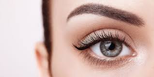 A woman with microblading at Quay Aesthetics & Spa