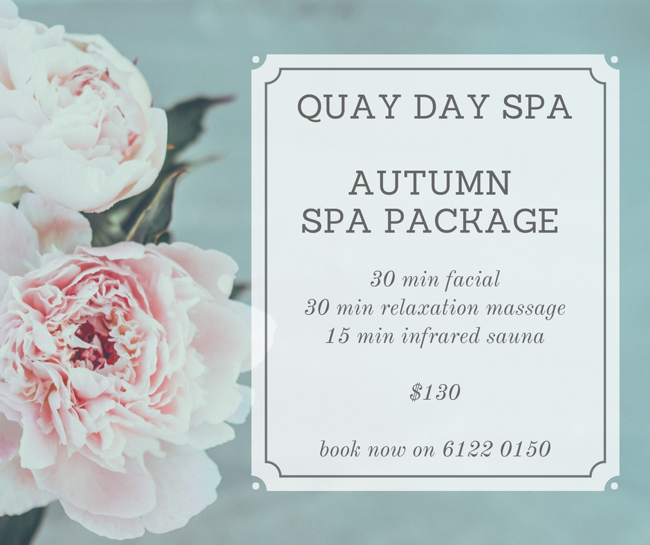 Autumn Spa Package