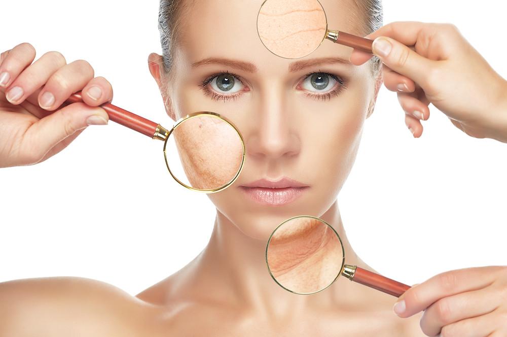 Quay Day Spa Digital Skin Analysis