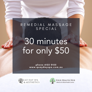 Breaking News! Remedial Massage Restrictions Lifted Within Medical & Healthcare Environment