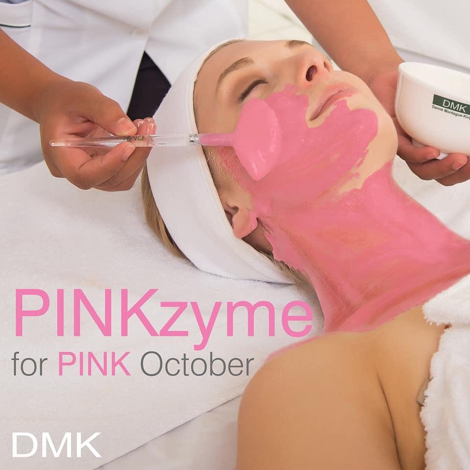 pinkzyme treatment for breast cancer awareness month