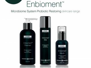 DMK's Enbioment - Microbiome System Probiotic Restoring Skincare Range