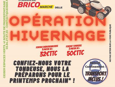 Opération Hivernage