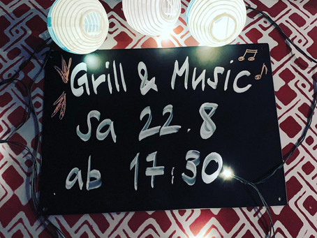 Grill & Music Night