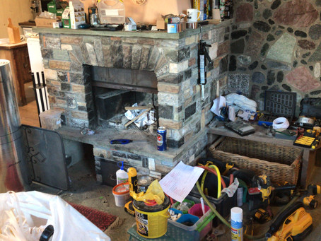 Renovating Chalet Chez Teddy - an introduction