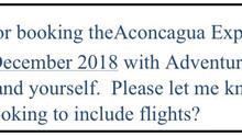 Aconcagua Booking