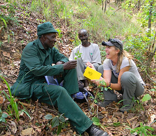Dr. Maria Fadiman booklet useful plants Ha people Bubango Tanzania Africa National Geographic