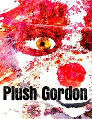 Plush Gordon band poster