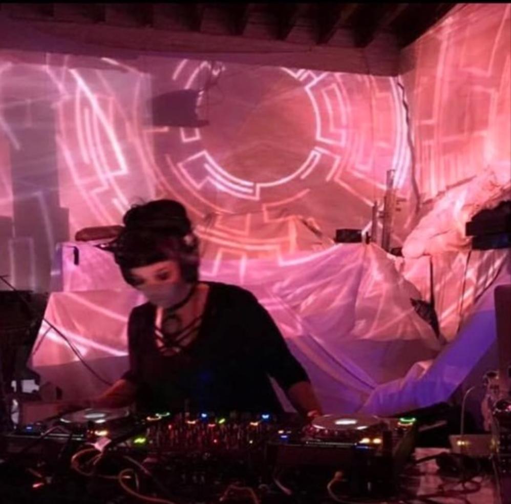 DJ Kerri Hughes