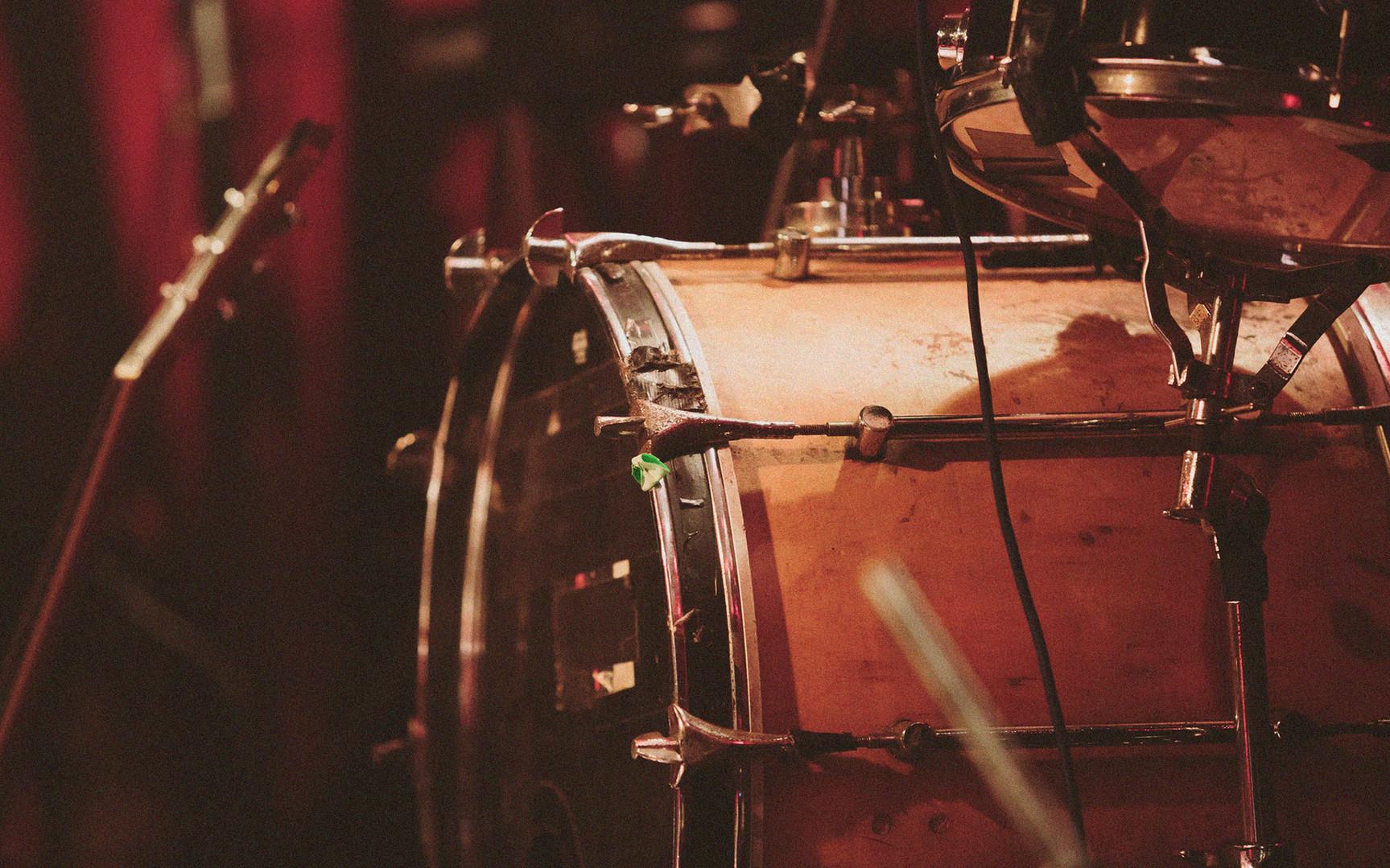 Zestaw perkusyjny