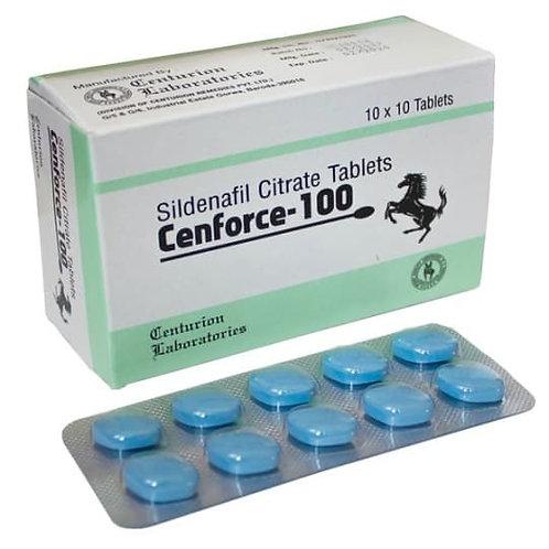 Cenforce 100mg (sildenafil)- 100 tablets
