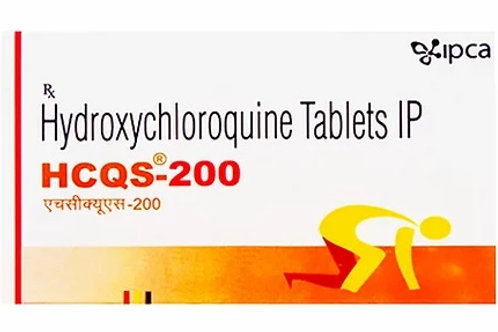 Hidroxychloroquine 200mg (100 tablets)