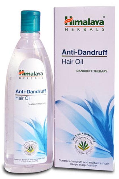 Anti-Dandruff Hair Oil - 100ml