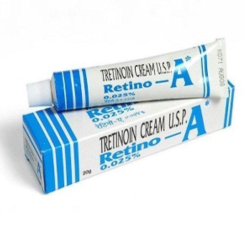 Retino-A (Tretinoin 0.025%)- 20g(1ea)
