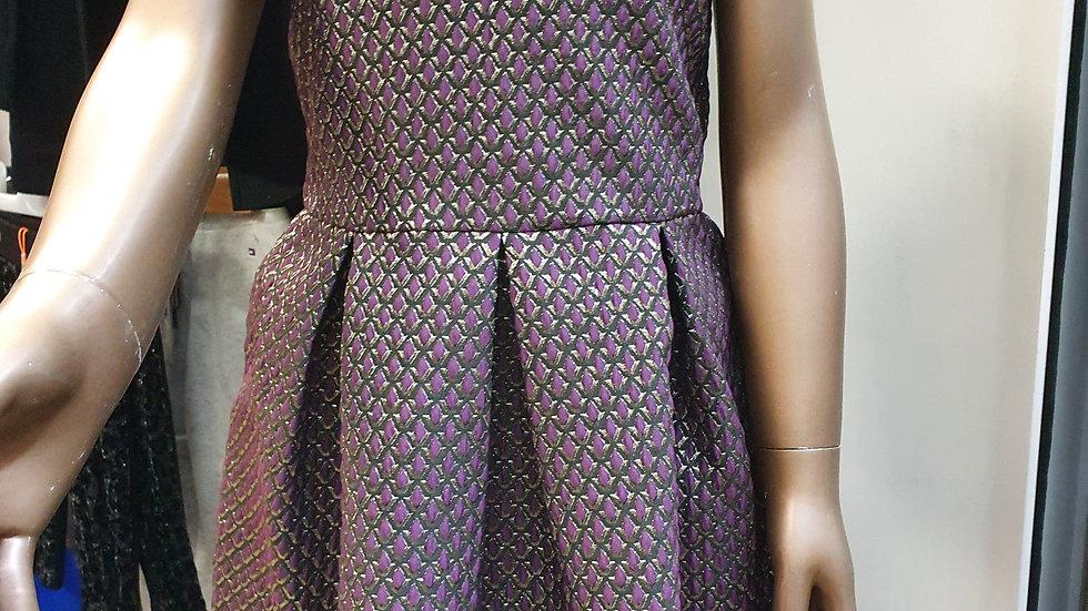 River Island Jacquard Prom Dress Age 5 RRP £35