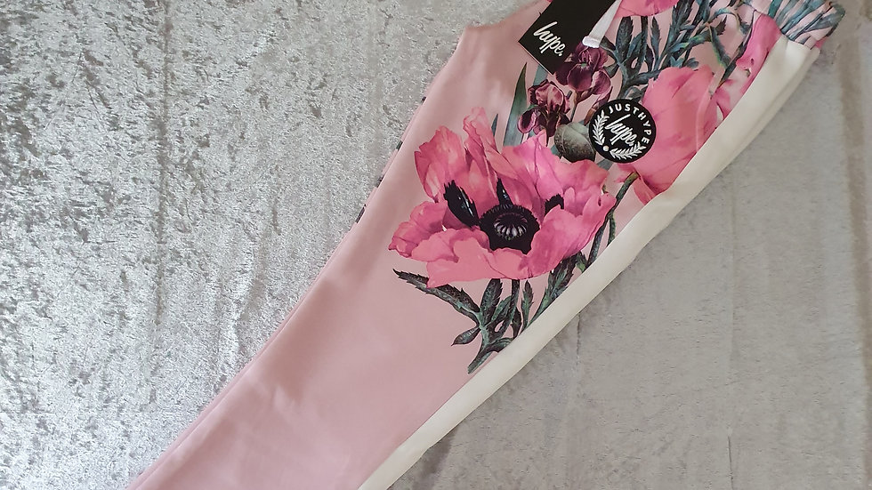 Hype Floral Border Jogging Pants - RRP £40