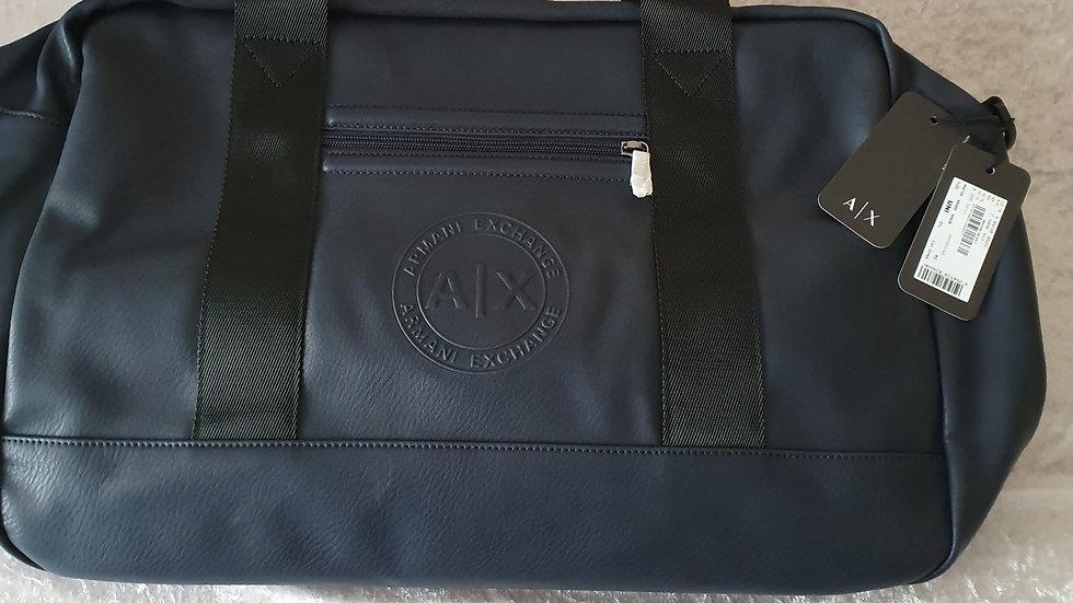 Armani Exchange Embossed Logo Weekend Bag - RRP £165
