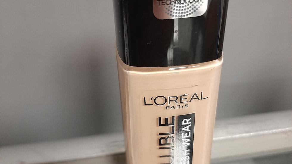 L'Oréal  Infallible 24hr Fresh Wear Foundation