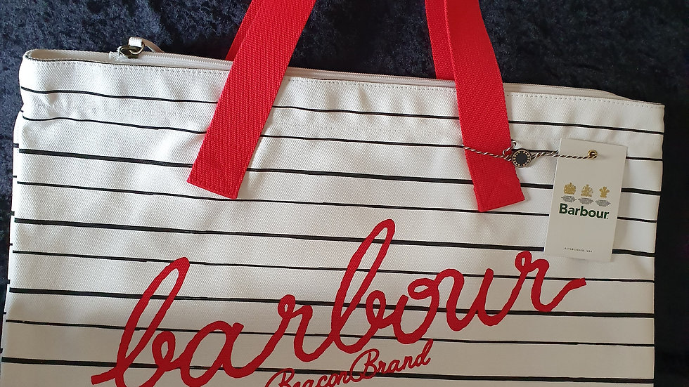 Barbour Littlehaven Tote Bag - RRP £90