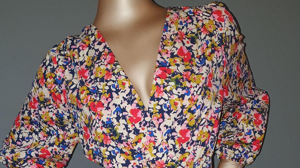 Wrap Blouse Size 18 RRP £35