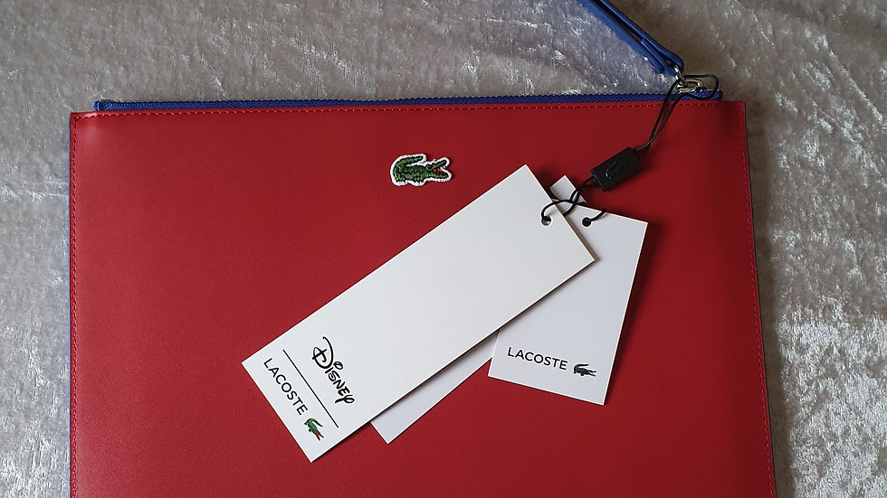 Lacoste Holiday Collection Mickey Clutch Bag - RRP £145