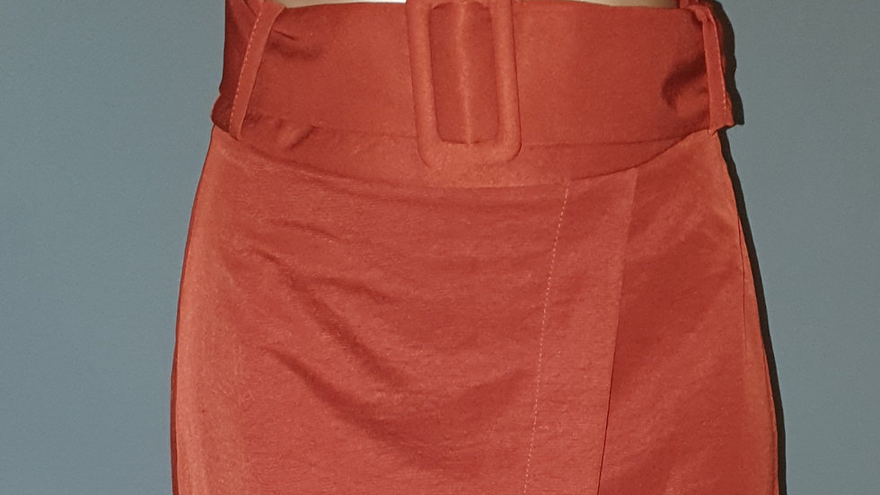 Belted Wrap Skirt Size 8 RRP £35