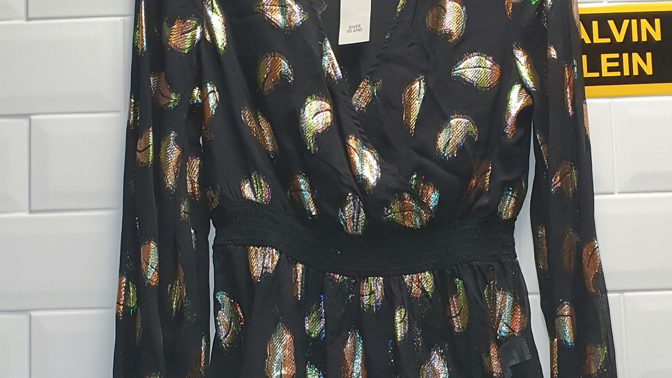River Island blouse size 10 RRP £44