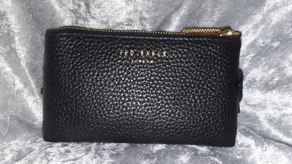 Ted Baker Knotted Double Pouch Coin Purse - RRP £55