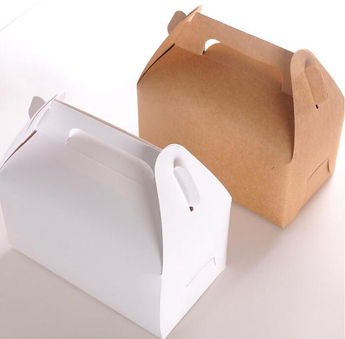 Brown Handle Boxes