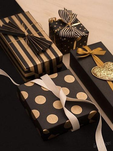 Gift Boxes Kraft & Customized