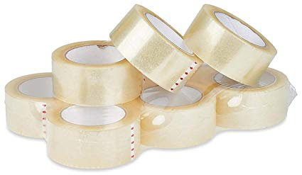 Packaging Tape Clear
