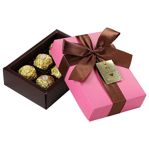 Chocolate Boxes with 6 Inserts