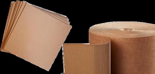 Corrugated Sheets & Rolls
