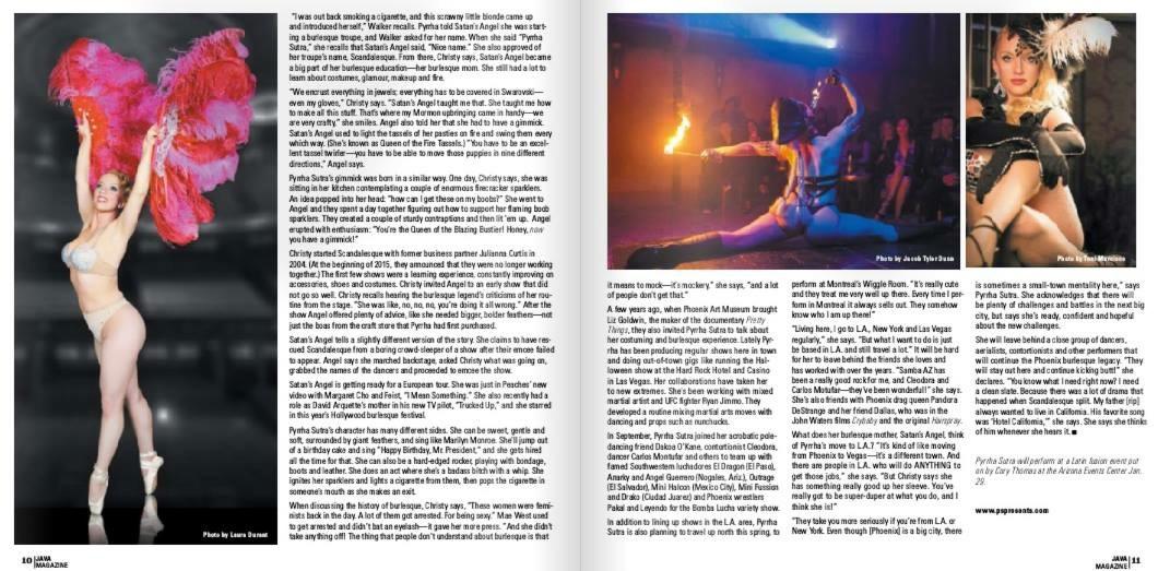 Pyrrha Sutra in Java Magazine