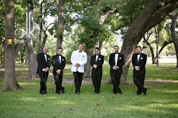 Dapper Gents ready for the Wedding