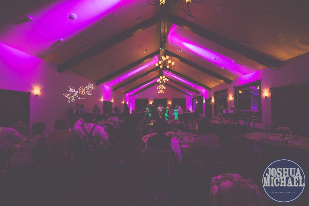 Wedding Venue in Pink