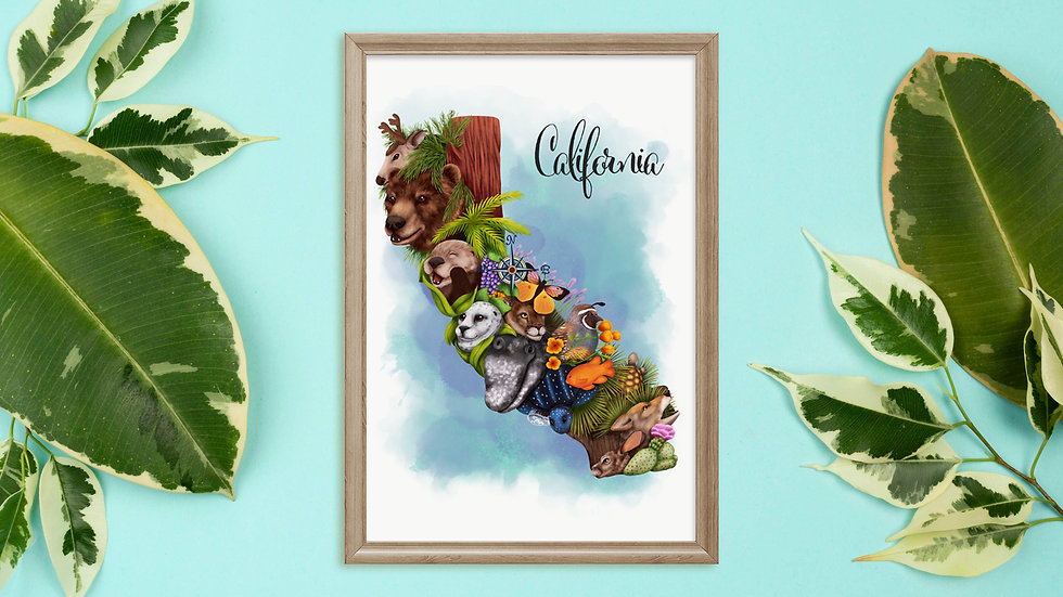California State Painting
