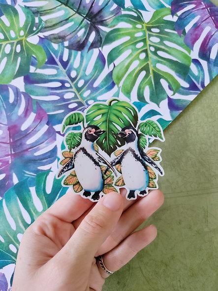Humboldt Penguins Sticker