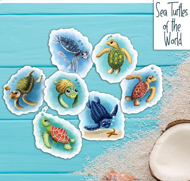Sea Turtles Pack