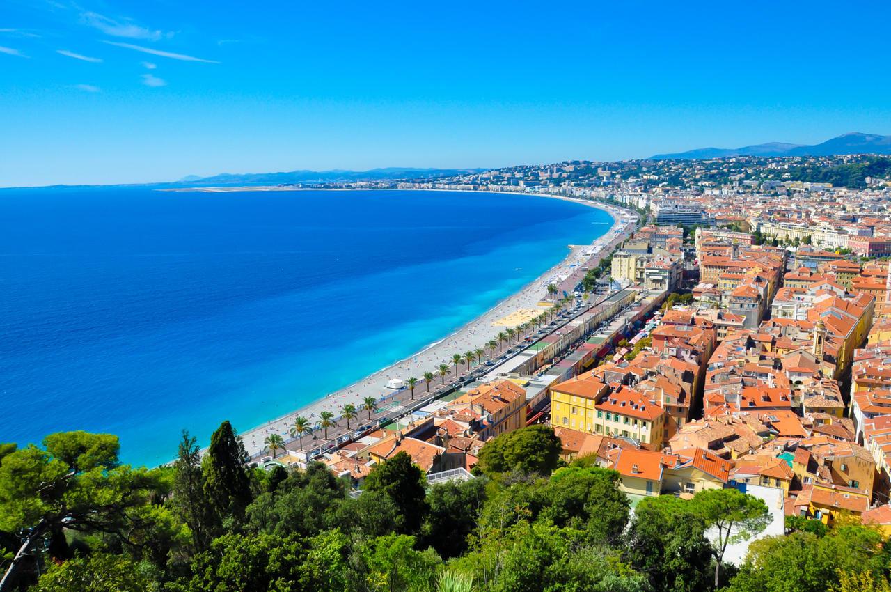Nice centre - Aéroport de Nice