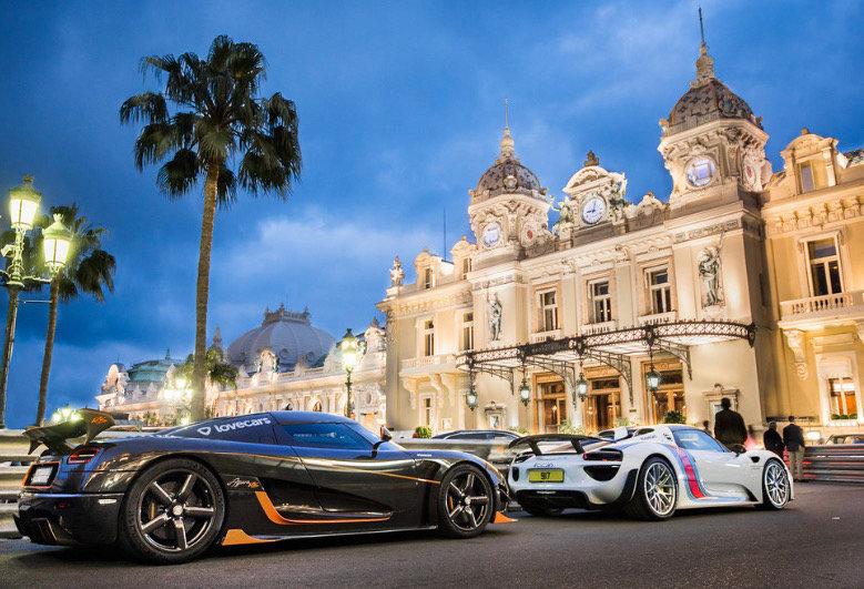 Monaco - Aéroport de Nice
