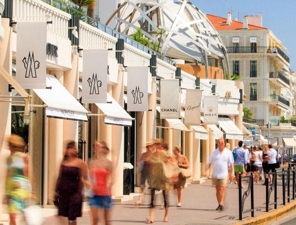 Cannes - Aéroport de Nice