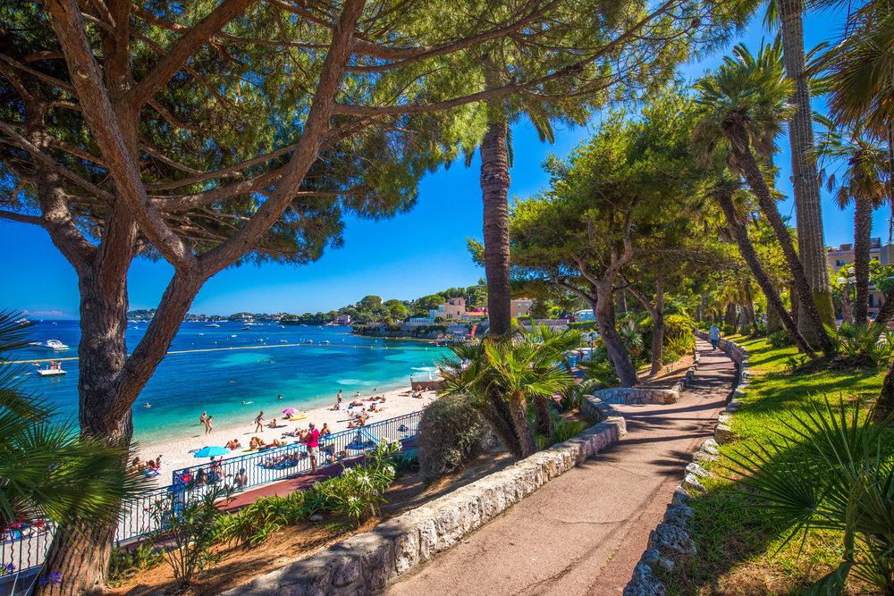 Beaulieu sur Mer - Aéroport de Nice