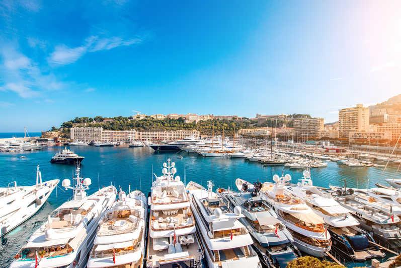 Cannes - Monaco