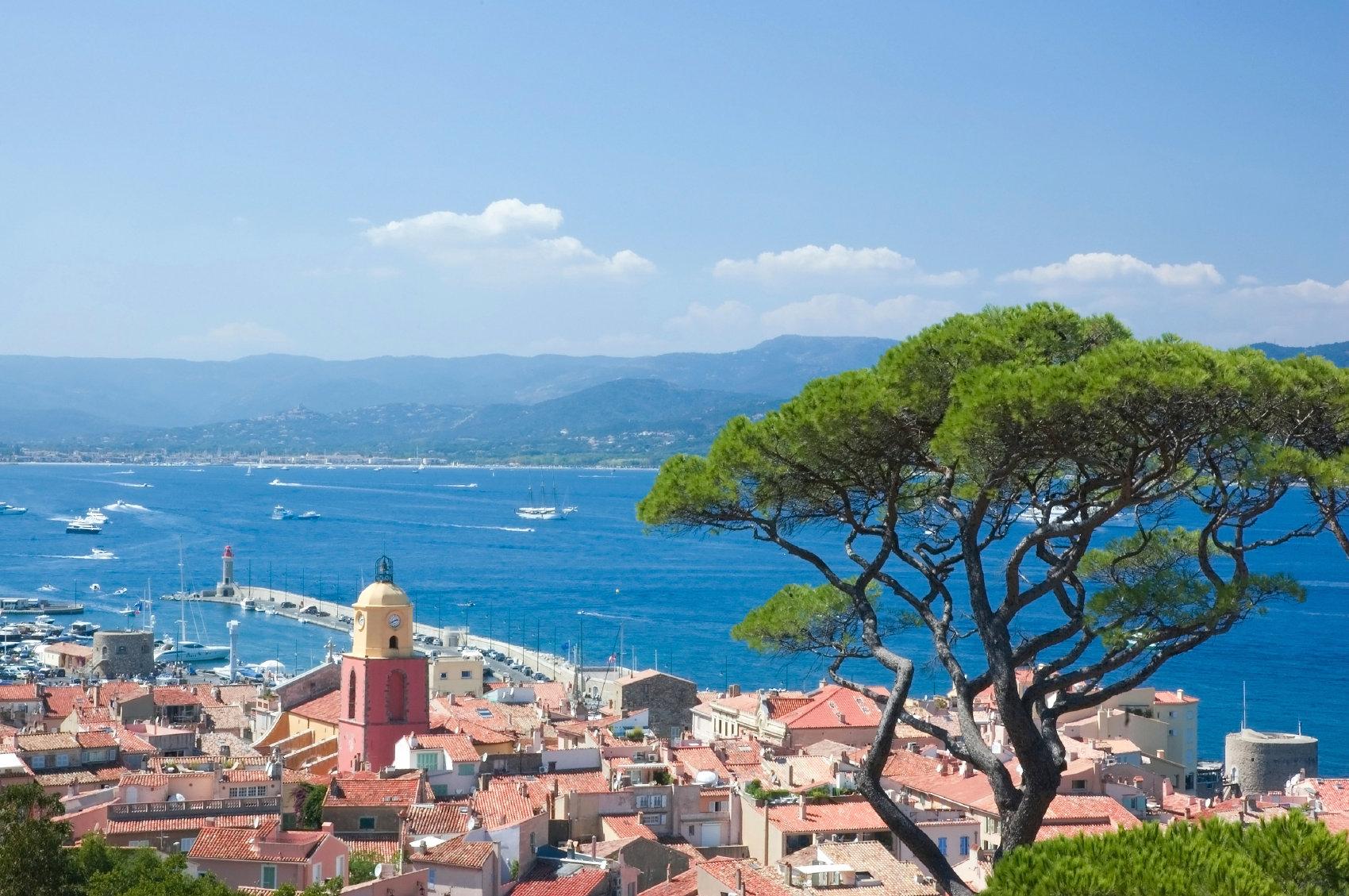 Cannes - Saint Tropez