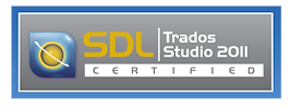 Neil Ashby SDL Trados Studio 2011 certified