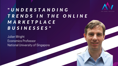 Launching business beyond borders: Understanding Trends in Online Marketplaces [Julian Wright]
