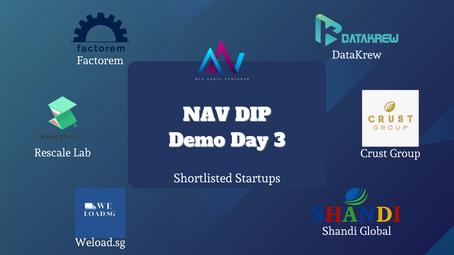 NAV Direct Investment Program:Demo Day 3