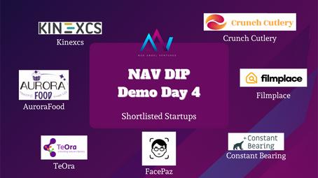 NAV Direct Investment Program:Demo Day 4