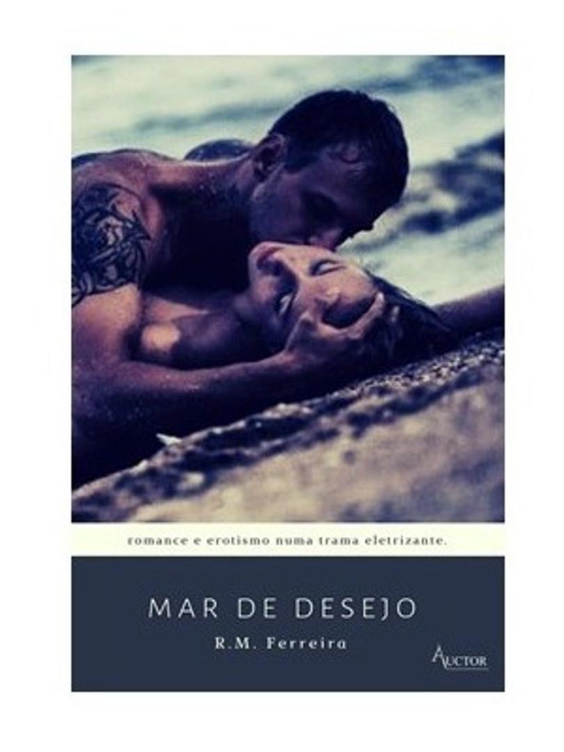 """Book Trailer """"Mar de Desejo"""""""